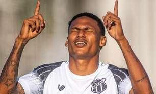 Com show da garotada, Ceará massacra o Caucaia por 6 a 1