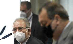 Queiroga será reconvocado para falar na CPI, diz Omar Aziz