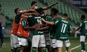 Gabriel Silva decide e Palmeiras avança às quartas de final da Copa do Brasil Sub-20