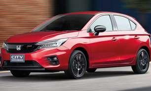 Honda decide apostar em inédito City Hatch nacional