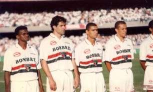 Há 23 anos, o São Paulo vencia o Corinthians e era campeão Paulista