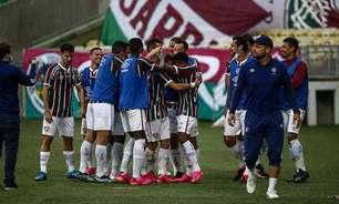 Após vitória sobre a Portuguesa, Fluminense chega a marca de dez jogos de invencibilidade