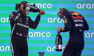 Barcelona tem Pérez decepcionante, Ricciardo em evolução e piti de Tsunoda
