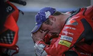 Coach inesperada: esposa de Crutchlow ajuda Miller a se reencontrar na MotoGP