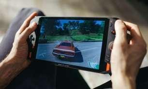 One XPlayer é um PC com Windows 10 semelhante ao Nintendo Switch