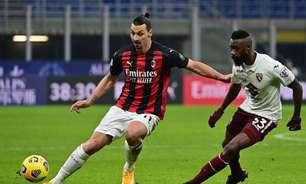 Torino x Milan: saiba onde assistir e prováveis escalações da partida