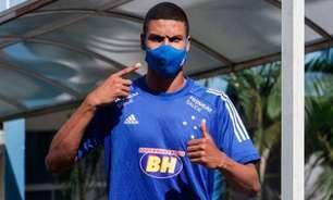 Sem espaço no elenco, Cruzeiro indica que não aproveitará o zagueiro Paulo