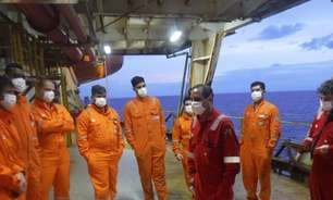 Profissional de supervisão de plataforma de petróleo é umas das funções essenciais dentro do setor de produção para garantir a segurança dos trabalhadores