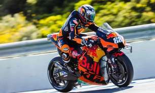 KTM sofre com novos pneus e desmancha evolução obtida em 2020 após quatro etapas