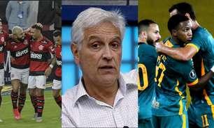 Sormani crava favoritismo do Flamengo na final do Carioca: 'Quase impossível pro Fluminense'