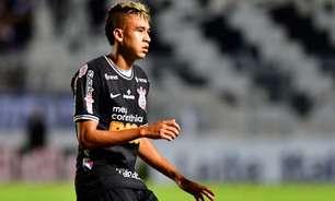 Se recuperando de lesão na coxa, Cantillo segue como desfalque do Corinthians