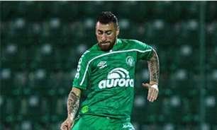 Chapecoense oficializa a saída de Paulinho Moccelin