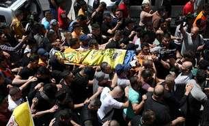 Mortes em conflito entre Israel e palestinos passam de 50