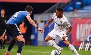 Perto dos 150 jogos pelo Krasnodar, Wanderson promete empenho