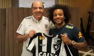 Botafogo parabeniza Marcelo, do Real Madrid, pelo aniversário de 33 anos: 'Torcedor de arquibancada'