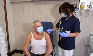 Itália iniciará vacinação de maiores de 40 anos a partir de 17/5