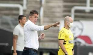 Mancini diz que não tem time titular para 'semana mais gostosa do Corinthians'