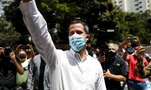 Venezuelano Guaidó apoia alívio de sanções dos EUA como incentivo para eleições