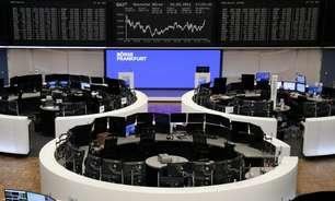 Mercados europeus sobem com alta do petróleo e ignoram preocupações sobre inflação nos EUA