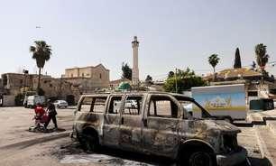 Israel declara toque de recolher em cidade árabe-judia abalada por violência