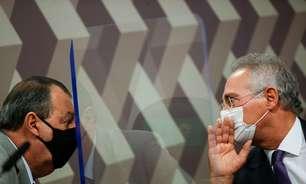 Presidente da CPI diz que não pedirá prisão de Wajngarten por mentir à comissão