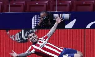 Atlético de Madrid volta a vencer e se aproxima do título