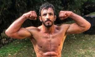 Elias Silvério projeta vitória para retomar foco pelo cinturão no ACA: 'Preciso dar meu melhor'
