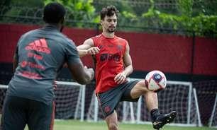 Liberados pelo DM, Rodrigo Caio e Gerson podem reforçar o Flamengo na final do Carioca