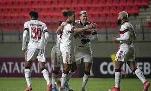 Mesmo com tropeço, Flamengo tem chance de garantir classificação ainda nesta rodada; veja cenários