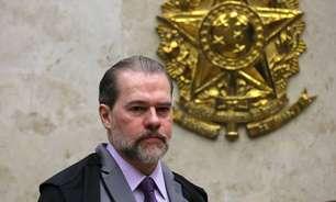 PF pede ao STF abertura de inquérito contra Dias Toffoli
