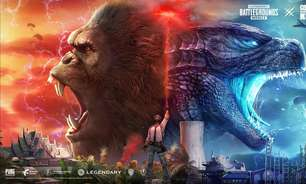 Sucesso no cinema, Godzilla e King Kong invadem os games