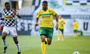 Douglas Tanque celebra vaga do Paços de Ferreira na Uefa Conference League: 'Momento muito especial'