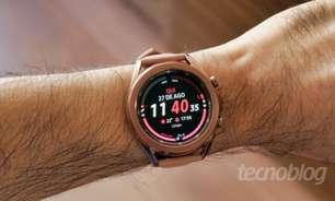 Samsung Galaxy Watch 4 pode trazer Wear OS com apoio do Google