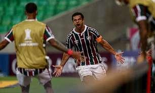 Aos 37 anos, Fred iguala seu melhor início de temporada pelo Fluminense