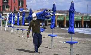 Itália tem 8.085 casos positivos e 201 mortes por Covid-19