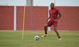 Wesley quer elenco do CRB focado nas próximas partidas do clube e