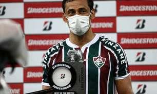 Fred vê Fluminense no caminho certo na temporada