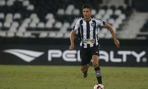 Sousa destaca a importância dos jogadores mais experientes no elenco do Botafogo: 'Eles ajudam muito'