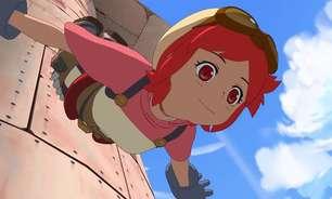 Eden: Anime sobre a última menina do mundo ganha trailer dublado