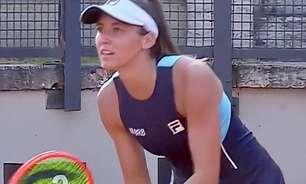 Stefani cai nas oitavas de final em Roma e volta as atenções para Roland Garros