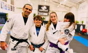 Sucesso em Londres, faixa-preta viveu nas ruas e teve a vida salva pelo Jiu-Jitsu: 'Era o que eu tinha'