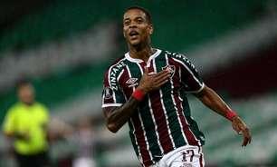 Fluminense sofre, mas vira e vence o Santa Fe no Maracanã