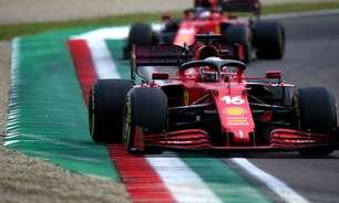 """Ferrari muda foco e diz que """"90 a 95%"""" do trabalho já é para 2022: """"Decisão é clara"""""""