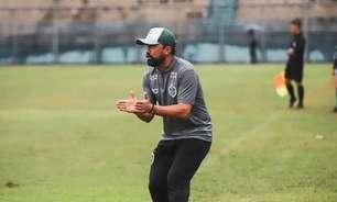 Antes de decisão com o Manaus FC, Luizinho Lopes valoriza vaga em competições nacionais