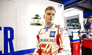 """Schumacher vê Q2 como """"objetivo realista"""" para Haas ainda na temporada 2021"""