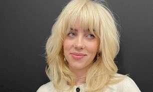 Billie Eilish: fotos de sutiã quase a fizeram desistir das redes sociais