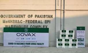 OMS pede que países priorizem Covax em vez de vacinar crianças