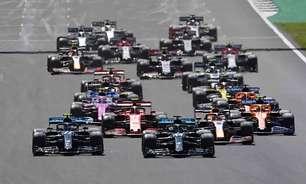 F1 confirma GP da Inglaterra como primeiro teste da corrida de classificação em 2021