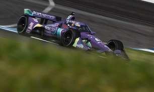 Grosjean bate Newgarden e crava primeira pole na Indy no GP de Indianápolis 1