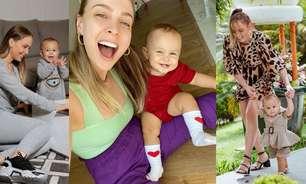 Tata Estaniecki abre o jogo e fala sobre conciliar carreira e maternidade